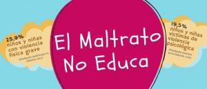 Día internacional contra el maltrato infantil