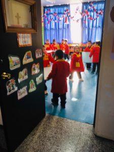 El regreso a clases esperaba a los niños y niñas de Pre Kínder y Kínder con una sorpresa