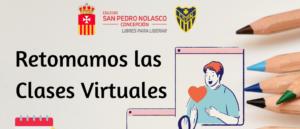 Retomamos las clases virtuales