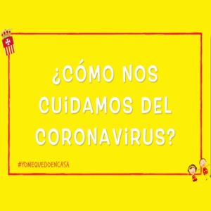 ¿Cómo me cuido del coronavirus?