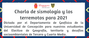 Departamento de Geofísica de laUniversidad de Concepción