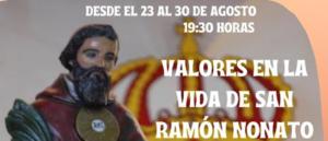 Invitación a todala comunidad Nolasquina