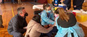 Programa de vacunación para los estudiantes